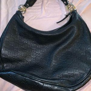 Leather Gucci Purse
